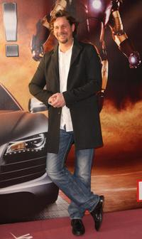 Thomas Heinze at the premiere of
