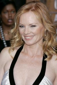 Marg Helgenberger at the 12th Annual Screen Actors Guild Awards.