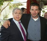 Carl Bernstein and William Baldwin at the Creative Coalitions'
