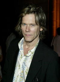 Kevin Bacon at Second Stage Theatre's 25th Anniversary Gala.