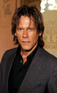 Kevin Bacon at the HFPA Annual Installation Luncheon.