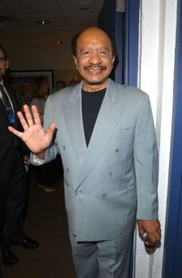 Sherman Hemsley at the MTV Networks Upfront 2003 Presentation.