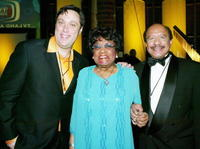 Producer Michael Levitt, Isabelle Sanford and Sherman Hemsley at the 2nd Annual TV Land Awards.