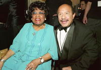 Isabel Sanford and Sherman Hemsley at the 2nd Annual TV Land Awards.