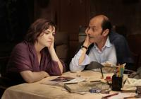Agnes Jaoui and Jean-Pierre Bacri in