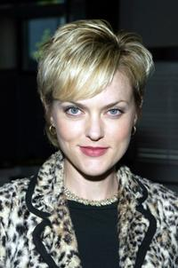 Elaine Hendrix at the