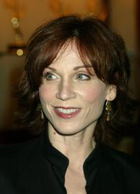 Marilu Henner at the Harper Collins Book party.