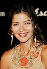 Jill Hennessy at an Oxfam America charity event.
