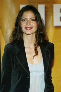 Jill Hennessy at the NBC 2005 Television Critics Winter Press Tour Party.