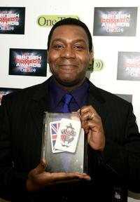 Lenny Henry at the British Comedy Awards 2003.