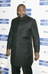 Lenny Henry at the Sony Radio Academy Awards 2006.