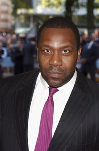 Lenny Henry at the UK premiere of