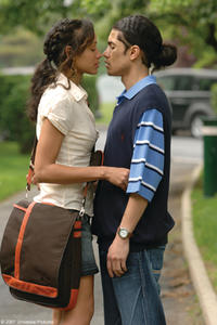 Dania Ramirez and Rick Gonzalez in