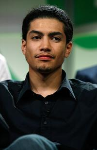 Rick Gonzalez at the CW portion of the Television Critics Association Press Tour.