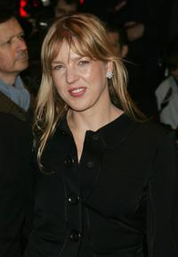 Diana Krall at the European Premiere of