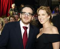 Diana Krall and Elvis Costello at the 76th Annual Academy Awards.