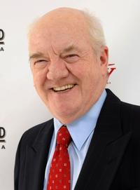 Richard Herd at the 2005 Tony Awards Party and The Julie Harris Award.