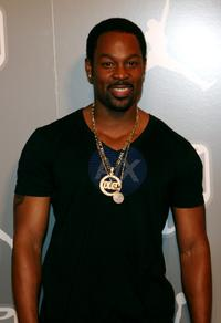 Darrin Henson at the Jordan Brands party celebrating Derek Jeter and New York City during the 2008 MLB All-Star Week.