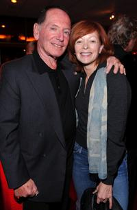 Paul Herman and Frances Fisher at the after party of the premiere of