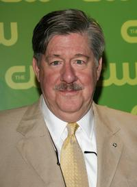 Edward Herrmann at the CW Television Network Upfront at Madison Square Garden.