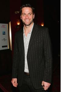 Peter Hermann at the premiere of