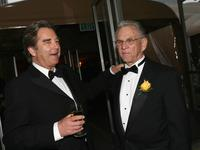 Beau Bridges and Donald Morgan at the 21st Annual ASC Achievement Awards.