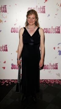 Felicity Montagu at the premiere of