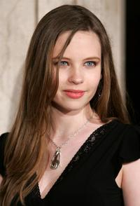 Daveigh Chase at the premiere of