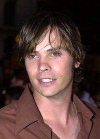 Barry Watson at the Los Angeles premiere of