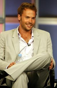 Barry Watson at the 2007 Summer Television Critics Association Press Tour.