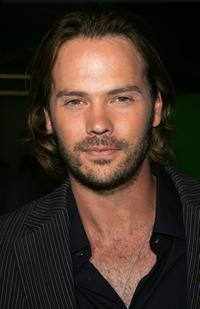 Barry Watson at the Disney - ABC Television Group All Star Party.