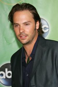 Barry Watson at the ABC Television Network Upfront.