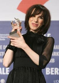 Sally Hawkins at the 58th International Berlinale Film Festival.