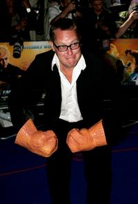 Vic Reeves at the UK Premiere of