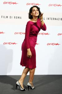 Donatella Finocchiaro at the photocall of