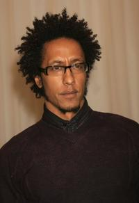 Andre Royo at the Olympus Fashion Week Fall 2006.