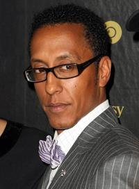 Andre Royo at the Men's Vogue Critics Choice celebration for