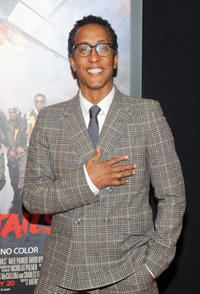 Andre Royo at the New York premiere of