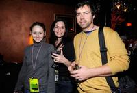 Heather Kafka, director Amy Grappell and producer Chris Krager at the 2010 Sundance Film Festival.