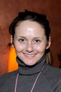 Heather Kafka at the 2010 Sundance Film Festival.