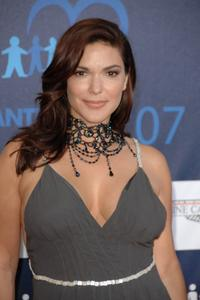 Laura Harring at the Playing for Good Gala.