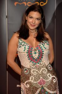Laura Harring at the Playing For Good Vip Party.