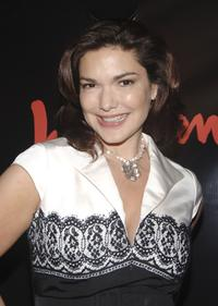 Laura Harring at the private rooftop screening of