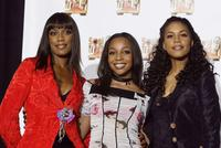 Rhona Bennett, Terry Ellis and Cindy Herron at the 18th Annual Soul Train Music Awards.