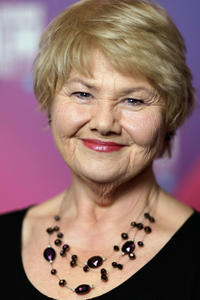 Annette Badland at a screening of