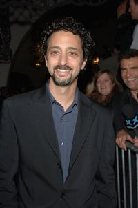 Grant Heslov at the SBIFF Modern Master Awards.