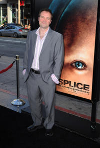David Hewlett at the California premiere of