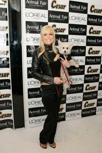 Catherine Hickland at the Animal Fair Magazine's 6th Annual Paws for Style 2005.