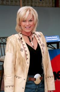 Catherine Hickland at the ABC Super Soaps Weekends.