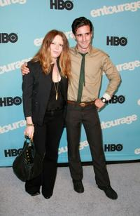 Natasha Lyonne and James Ransone at the premiere of